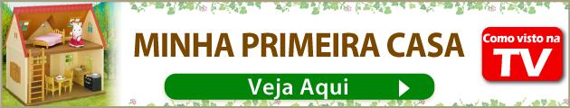 MINHA PRIMEIRA CASA