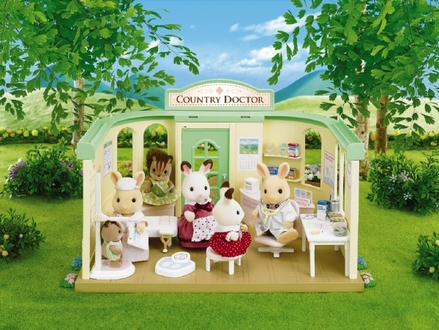 Country Doctor|calico Critters