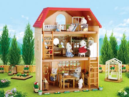 catalogue sylvanian families. Black Bedroom Furniture Sets. Home Design Ideas