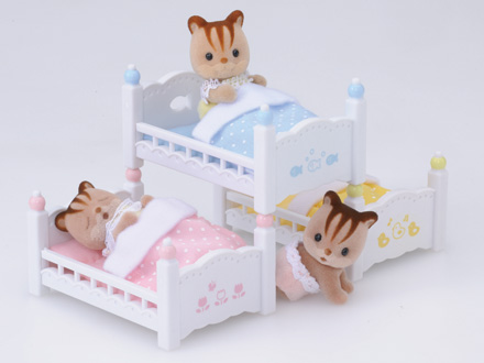 Catalogue sylvanian families for Sylvanian chambre parents