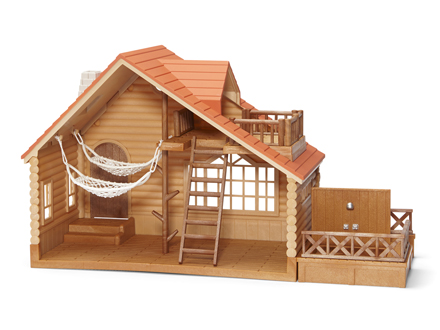 Lakeside Lodge|calico Critters