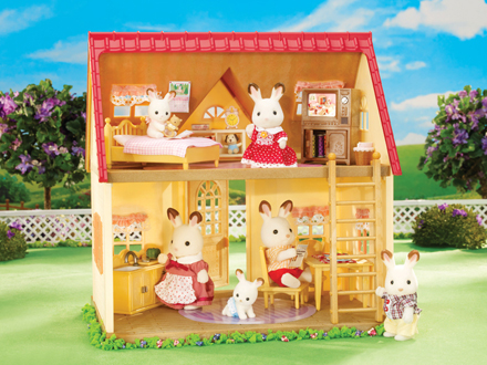 Cozy Cottage Starter Home|calico Critters
