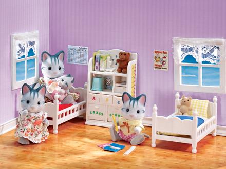 Children S Bedroom Set |calico Critters