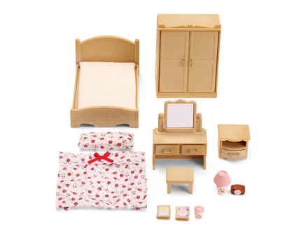 Parents Bedroom Set|calico Critters